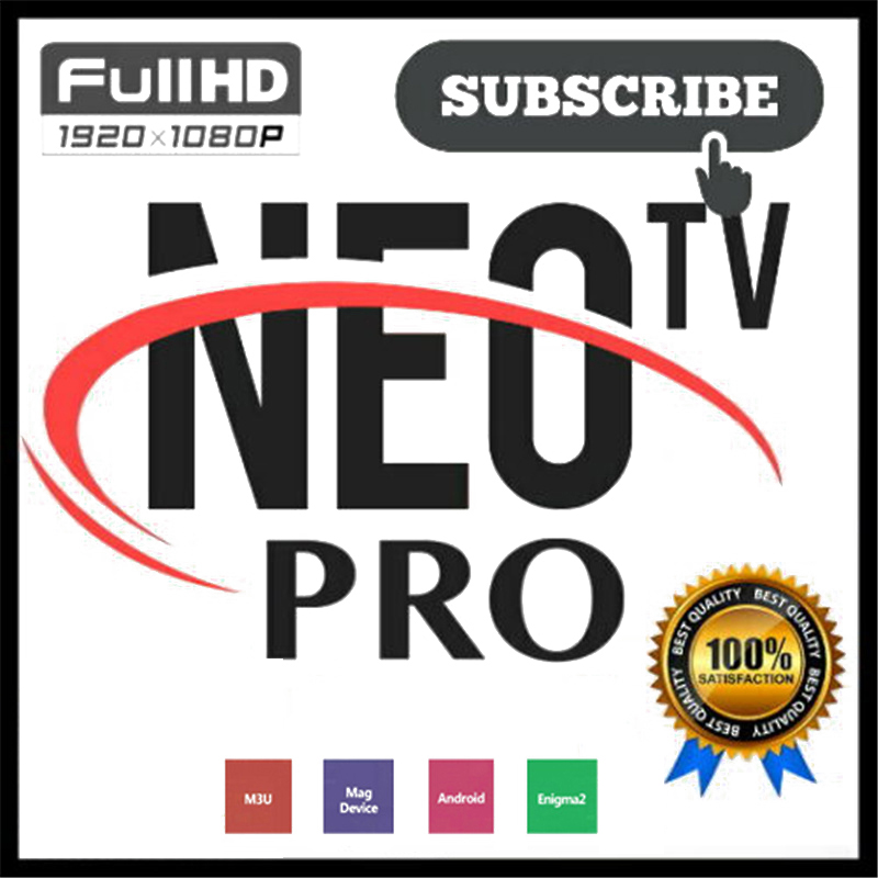 1 Year Neotv PRO Europe Spain Arabic Belgium Canada Susbcription 6 Months IPTV Abonnement For Smart TV Android Box Free Test