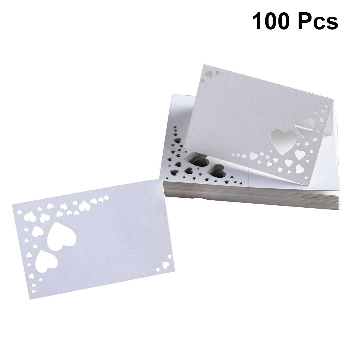 50pcs/lot Laser Cut Table Name Cards Place Cards Guest Names Mark Cards  Wedding Decoration Wedding Favors Event Party Supplies name card name place  cardcard lot - AliExpress