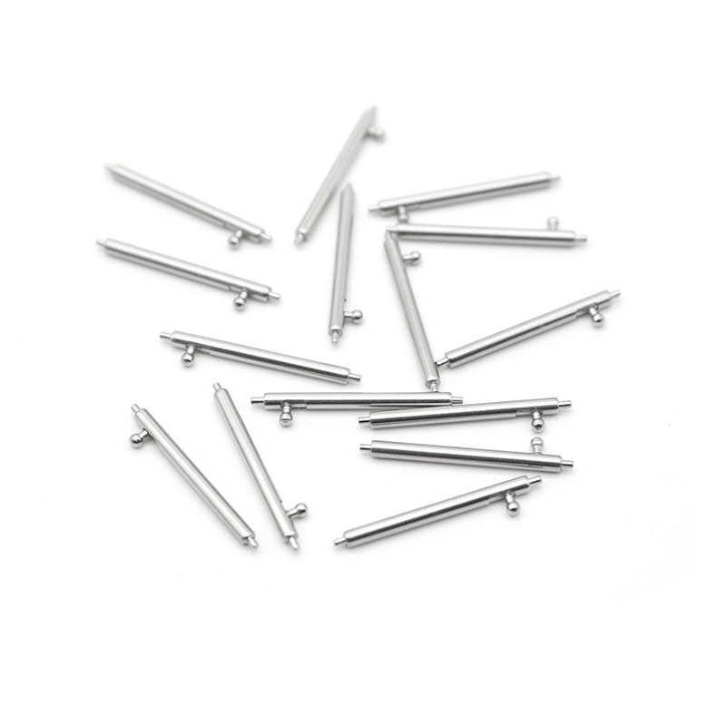 10pcs/lot 1.5mm Diameter 12mm ~24mm Quick Relsese Watch Spring Bar Parts Smart Watchband Link Pin Replacement Parts