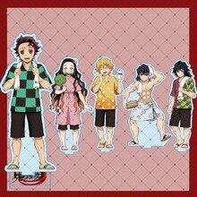 Toy-Decor Figure Desk-Stand Anime Demon 15cm Slayer Collection Gift Kimetsu No-Yaibai