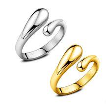 цена Elegant Ring for Women Wedding/Engagement Adjustable Ring for Wedding rings Engagement Rings Fashion Jewelry онлайн в 2017 году