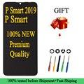Новинка 100%, ЖК-дисплей качества AAA для Huawei P Smart 2019, дисплей с сенсорным экраном POT-LX1 L21 LX3, дисплей для P smart 2018 2019, ЖК-экран