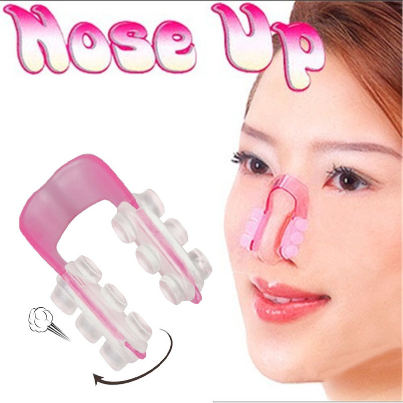 Beauty Nose Shaper Nose Machine Lifting Bridge Straightening Beauty Clip Face Lift Nose Up Clip Facial Corrector Beauty Tool