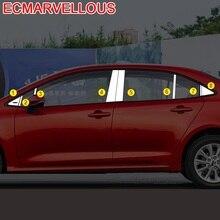 Acessorios Para Carros Decoration Accessories Exterior Car Sticker Window 2014 2015 2016 2017 2018 2019 FOR Toyota Corolla Levin