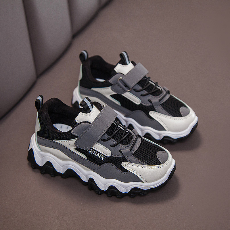 2020 New Sport Children Shoes Kids Boys Sneakers Spring Autumn Net Mesh Breathable Casual Girls Shoes Running Shoe For Kids