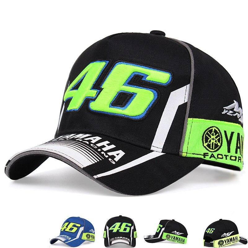 2021exquisite men's baseball cap hip hop cap adjustable 46# racing hat F1 car hat men's and women's baseball cap