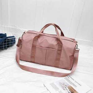Handbag Shoes Gym-Bags Compartment Yoga-Mat Sport-Bag Travel Training Fitness Outdoor