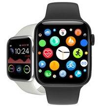 W68 Smart Watch Men Women 1.54 inch Series 5 Full Touch WristBand IP67 Fitness Tracker Bracelet Heart Rate Monitor SmartWatch цена 2017