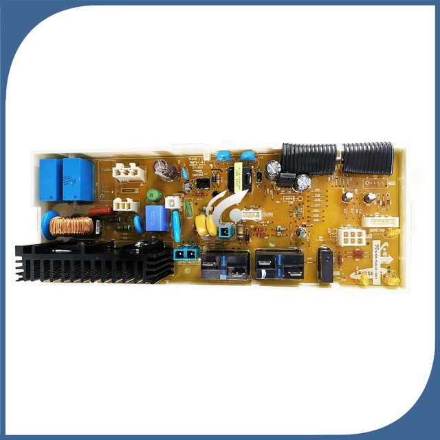 good for board control board WF1600NCW DC92 00705G DC92 00705E DC41 00127B Computer board Washing machine board
