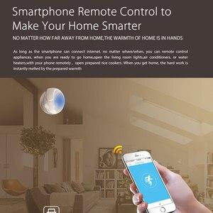 Image 2 - Tuya 스마트 라이프 WiFi PIR 적외선 모션 센서 알람 탐지기 무선 슈퍼 미니 모양 PIR 센서 감지기 홈 알람 시스템