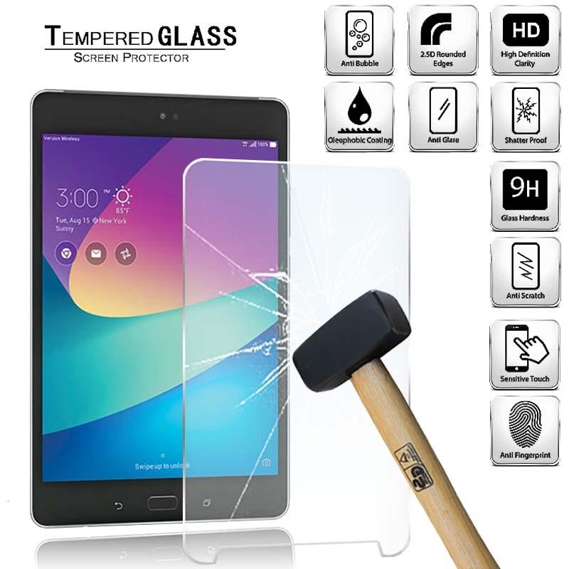 Планшет закаленное стекло Экран Защитная крышка для Asus ZenPad Z8s ZT582KL планшет анти-Экран поломки закаленная пленка