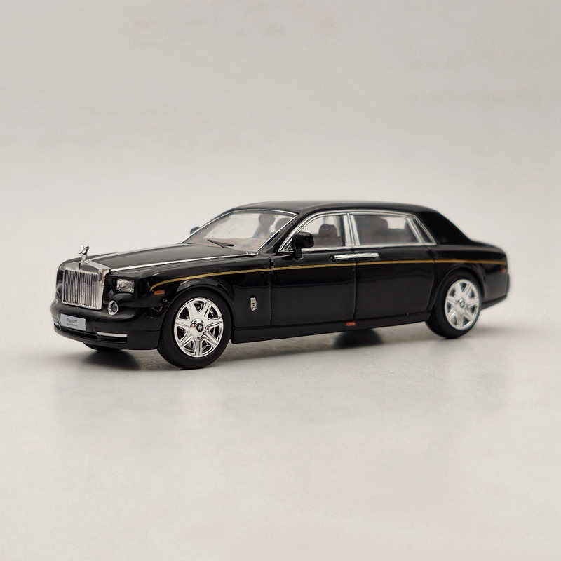 1:64 Rolls-Royce Phantom VII Diecast Models Limited Edition Collection