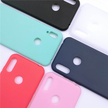 Honor 8A Case For Huawei Honor 8A Cases 6.09 Soft Silicone Cover Phone Case For Huawei Honor8A 8 A A8 JAT-LX1 Honor 8A pro Case фото