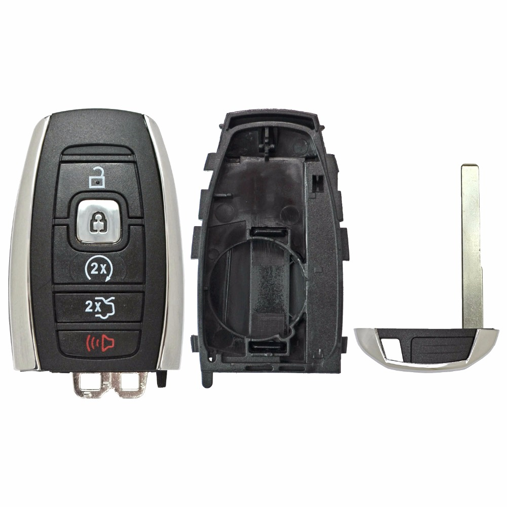 KEYECU-for--Continenta-l-MKC-MKZ-Navigator-Remote-Car-Key-Shell-Case-Fob-Housing-Cover (1)