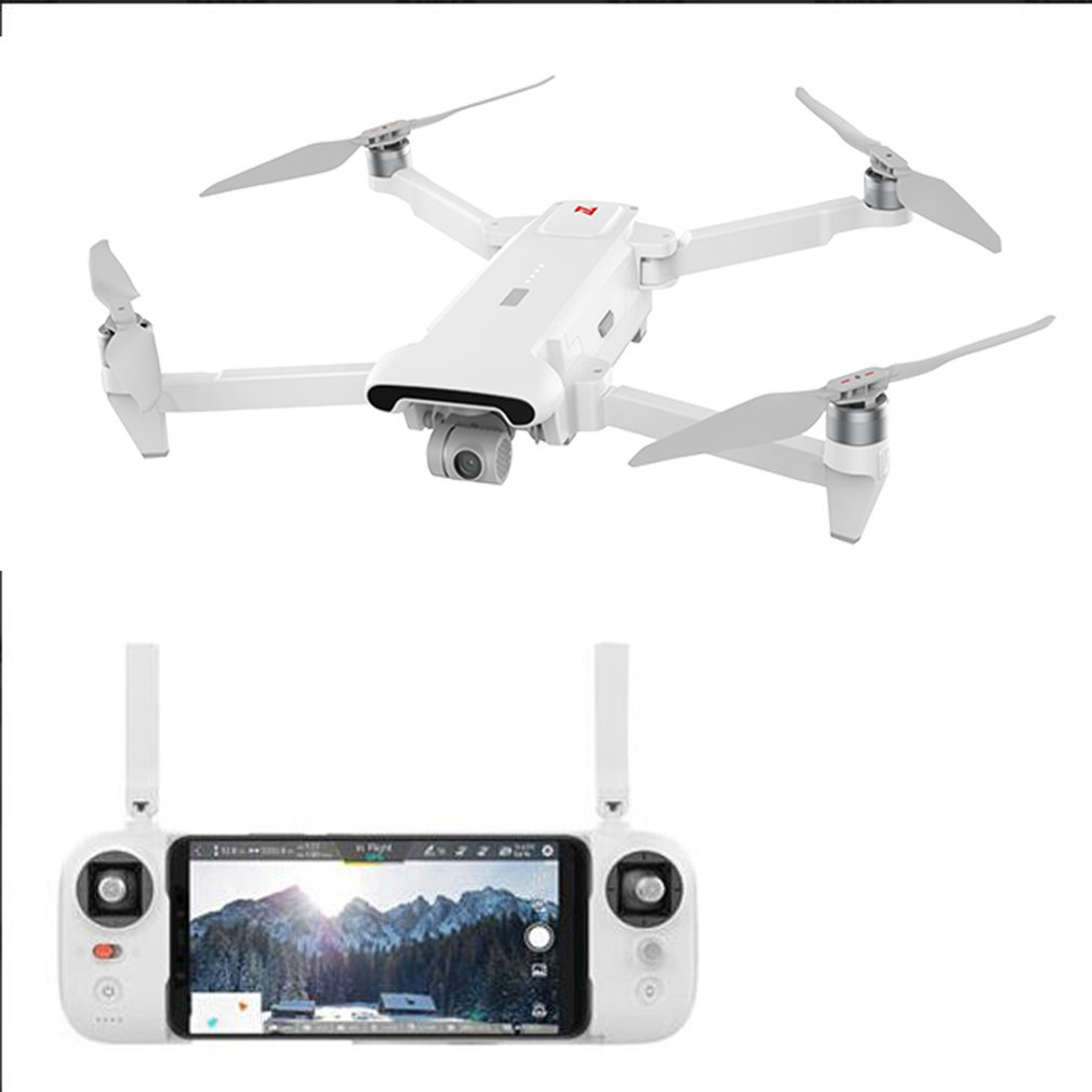 FIMI X8 SE 5KM FPV RC Drone With 3-axis Gimbal 4K Camera GPS 33mins Long Flight Time RC Drone Quadcopter RTF