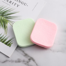 2pcs Foundation Makeup Removal Puff Exfoliating Facial Cleansing Facial Cleaning Puff Makeup Remover Puff Make Up Cosmetic Puff