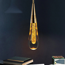 цены modern cyrstal luxury pendant lights Gold plating kitchen hotel hall nordic light hanging lamp bedroom pendant lamp lighting