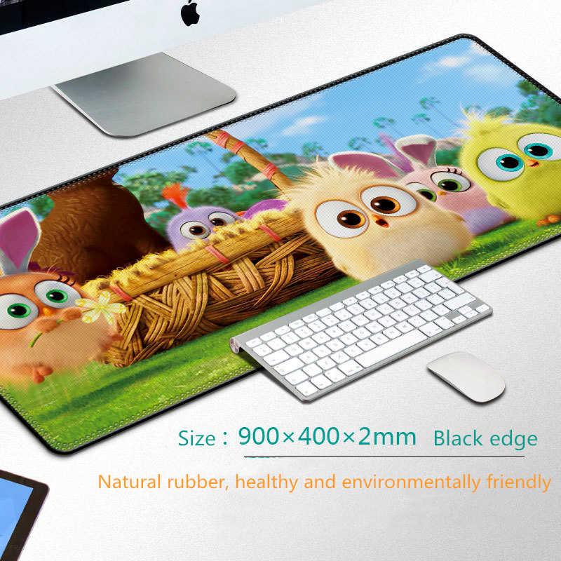 Alfombrilla de ratón para juegos, alfombrilla de ratón grande, alfombrilla de ratón grande, alfombrilla para ordenador, alfombrilla de escritorio, alfombrilla de teclado 900 × 400 × 2mm SSBD-01