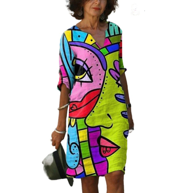 Fantastic deco dress 1