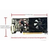 GT730 image Card 64Bit GDDR3 GT 730 D3 Game Video Cards GeforceHDMI Dvi VGA Video Card 2