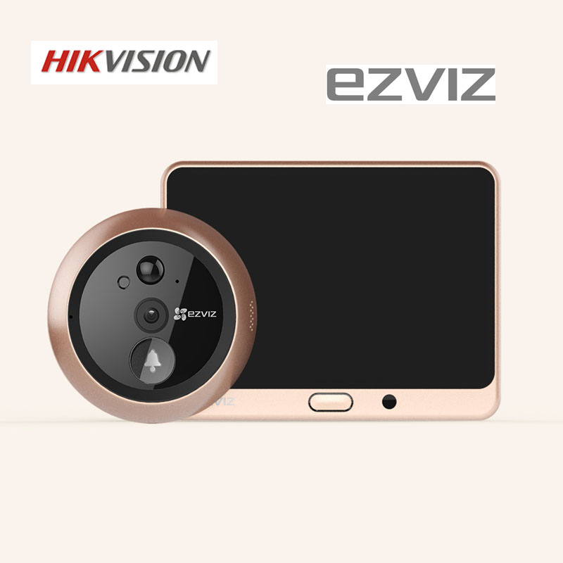 HIKVISION-EZVIE-Home-Security-Smart-Door