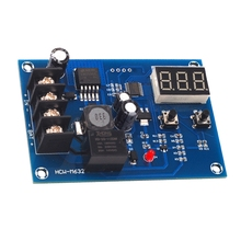 XH-M603 Battery Protection Board Charging Control Module 12-24V Storage Lithium Charger Control Switch