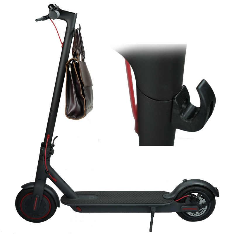 Anteriore del Gancio di Gancio per Xiaomi M365 Pro Motorino di Skateboard Strumenti Di Storage Gancio per Xiaomi Norma Mijia M365 Accessori Scooter Elettrico