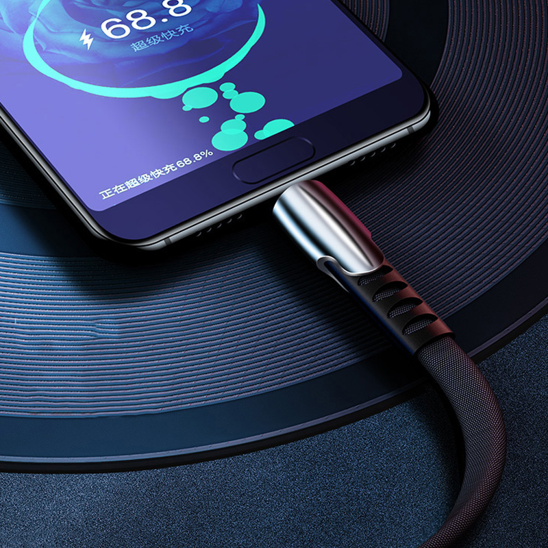 Oppselve Micro USB Cable Fast Charging Data Wire Cord 1m 2m 3m Microusb Charger Cable For Samsung Xiaomi LG Android Mobile Phone in Mobile Phone Cables from Cellphones Telecommunications