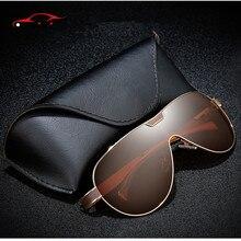 Driver glasses universal anti glaring goggle mens hd oculos polarized driving glasses anti UV cycling sunglasses