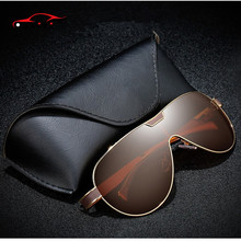 Sürücü gözlük evrensel anti glaring gözlüğü erkek hd oculos polarize sürüş gözlükleri anti UV bisiklet güneş gözlüğü