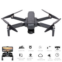 SJRC F11 PRO Brushless RC Drone with Camera 4K 2-axis Gimbal 5G Wifi FPV GPS Waypoint Flight 1500m 26mins Flight Time Quadcopter(China)