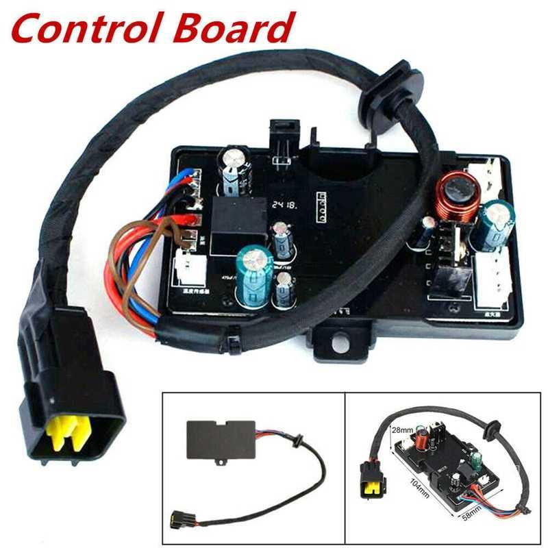 1Pcs Air-Diesel Heater Control Board Moederbord Fit Voor 12 V/24 V 3KW/5KW Air heater