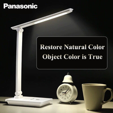 Panasonic  LED Table Desk Lamp Folding Rechargeable Office Student Reading Lamps Study Fashion Lights