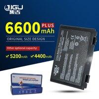 JIGU Neue Laptop Batterie Für ASUS K50  K50A  K50AB  K50AD  K50AE  K50AF  K50C  k50IJ  K50IN K40  K40E  K40IJ  K40IN-in Laptop-Akkus aus Computer und Büro bei