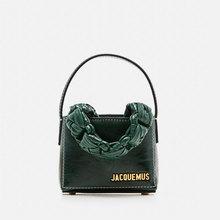 Jacquemus nowe luksusowe torebki damskie torebki projektant torebki Crossbody dla kobiet modne pakowne torebki damskie torebki gorące torebki damskie tanie tanio chongsukei Bagietka Torby kurierskie CN (pochodzenie) Hasp SOFT NONE Moda Poliester Wszechstronny WOMEN Stałe Pojedyncze