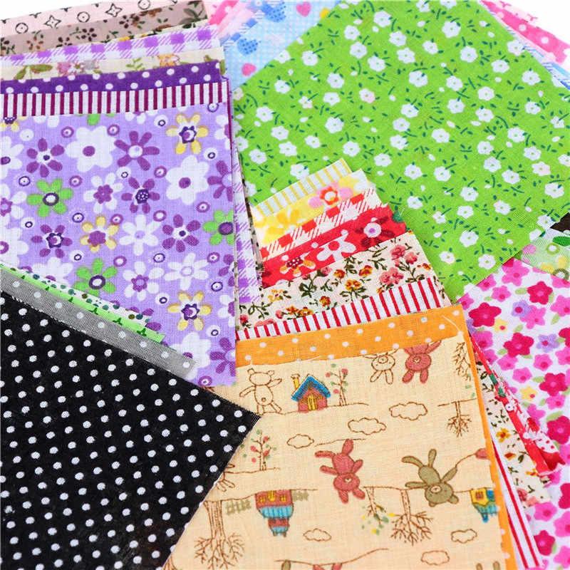 30 unids/lote 10cm x 10cm encanto Paquete de algodón tela patchwork paquete telas tilda tela de costura DIY tecido acolchado envío de la gota