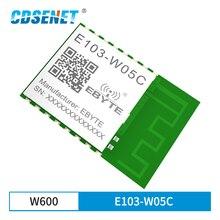 Wifi-Module Dbm Pcb-Antenna UART Esp8266 To with E103-W05C W600 20 Low-Cost WI-FI Small-Size