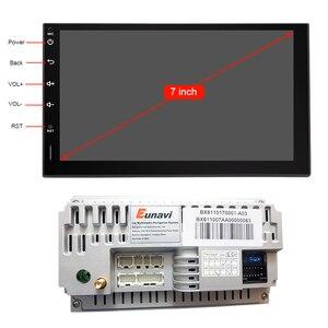 Image 4 - Eunavi 2 דין רכב רדיו מולטימדיה נגן Android10 אוניברסלי 7 HD אוטומטי אודיו סטריאו GPS ניווט 2Din 4G WIFI DSP 4G RAM BT5