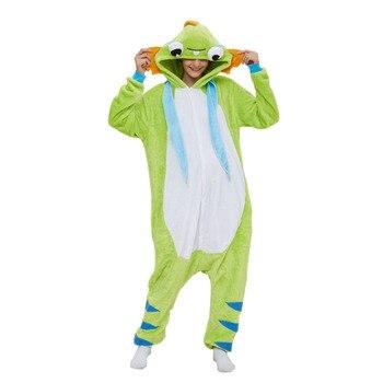 Pijama de mujer de carpa Kigurumis, pijama de una pieza de franela para adultos, cálido, disfraz de carnaval, pijama, pijama disfraz Appar