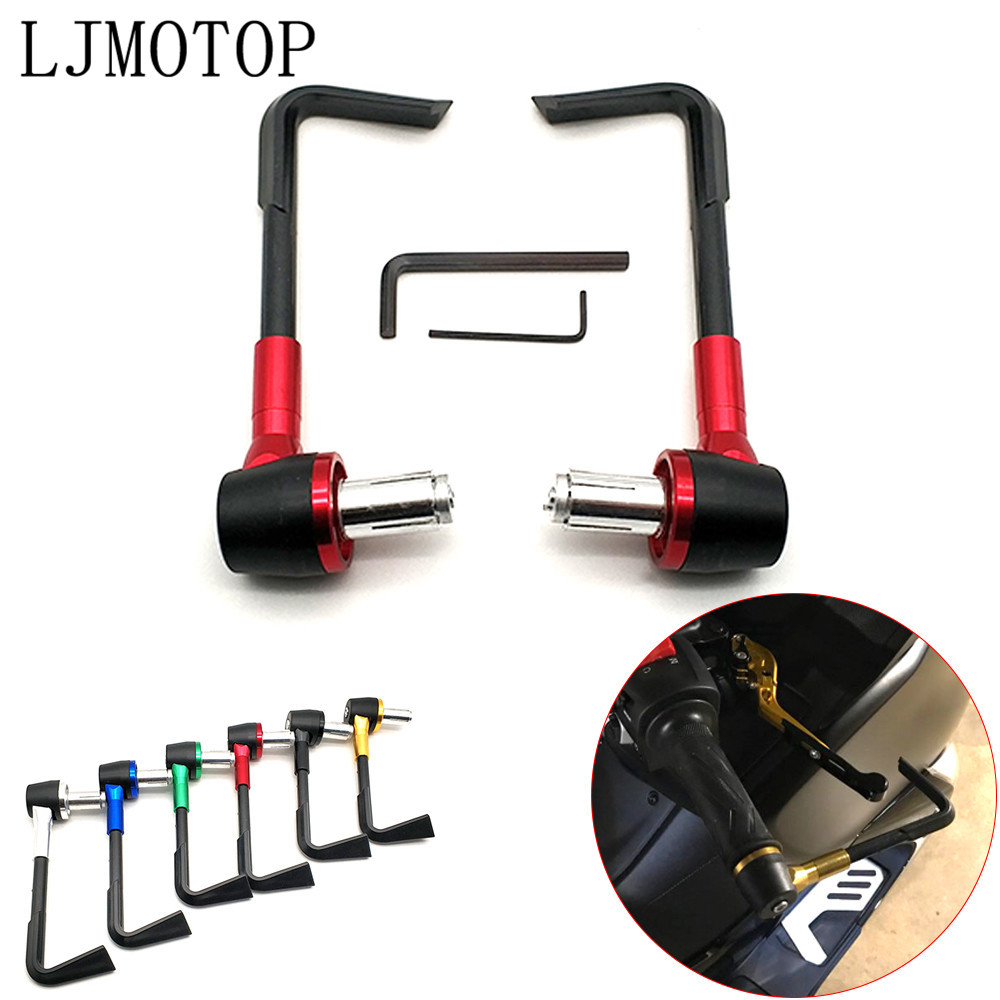 Motorcycle CNC Protector Proguard System Brake Clutch Levers Protect For KTM 65 85 105 125 144 150 200 SX/XC/EXC/XC-W/SX-F