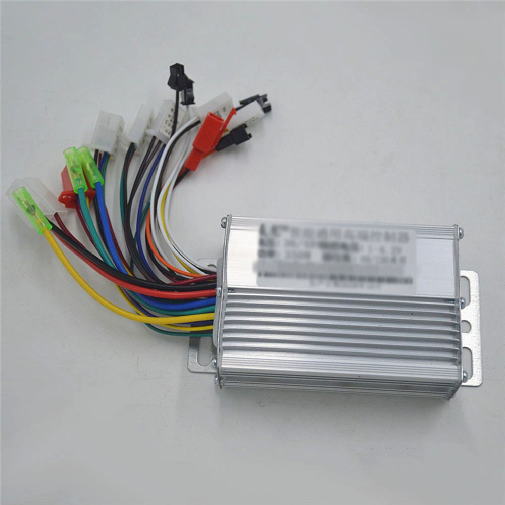 36 V/48 V 350W Elektrische Fiets E-bike Scooter Borstelloze DC Motor Controller For Electric Bicycle Scooter Accessories