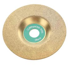 100x20x10x5mm diamond grinding wheel cup grinding circles for tungsten steel milling cutter tool sharpener grinder accessories 16mm Diamond Grinding Disc Wheel Glass Emery Milling Cutter Circle Grinder Stone Sharpener Angle Cutting Wheel Rotary Tool