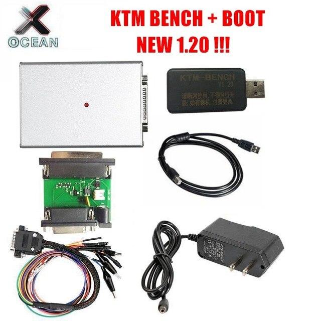 ECU Programmer 1.20 KTM BENCH Read and Write ECU Via Boot Bench V1.20 KTM Bench KTMBENCH Flash EEPROM for boot+bench