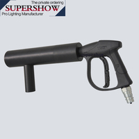 Mini DJ Co2 gun Pistola co2 Hand hold night club stage special effect fog jet machine for disco stage