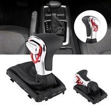 Manual Gear Shift Knob Shifter HandBall Fit for Au