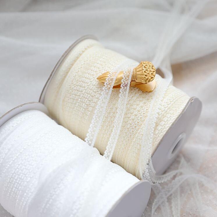 10 м/лот, ширина 8 мм, ручная работа, вышитая сетчатая кружевная лента, украшения для свадьбы, дня рождения, Рождества, банта|Кружево|   | АлиЭкспресс