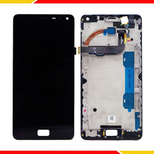 For Lenovo Vibe P1 LCD P1c72 P1a42 p1c58 Display Touch Digitizer Screen Assembly LCD With Frame Replacement For Lenovo Vibe P1 цена и фото