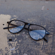 Винтажные ацетатные очки авиаторы оправа для очков мужчин и