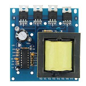 Image 5 - RISE 500W Inverter Boost Bordo Trasformatore Trasformatore di Alimentazione Dc 12V a Ac 220V 380V Convertitore Auto