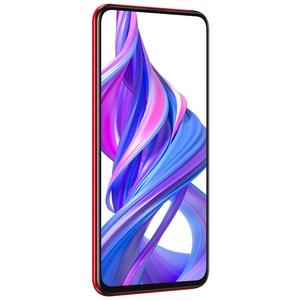 Image 4 - Сотовый телефон Honor 9X, 4 гб озу 64 гб пзу, восьмиядерный процессор Kirin 810, экран 6,59 дюйма, на базе Android 9,0, выдвижная камера 48 мп, 4000 мач
